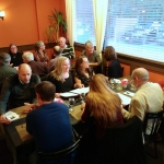 Our ACCI Dinner with local missionaries, staff & board members