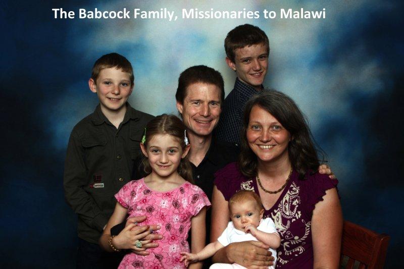 Dean & Stephanie Babcock - Malawi, Africa