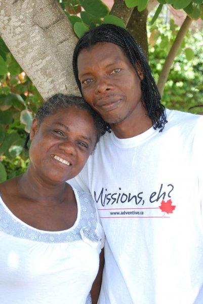Pastor Herdie & Victoria Castillo-Belize