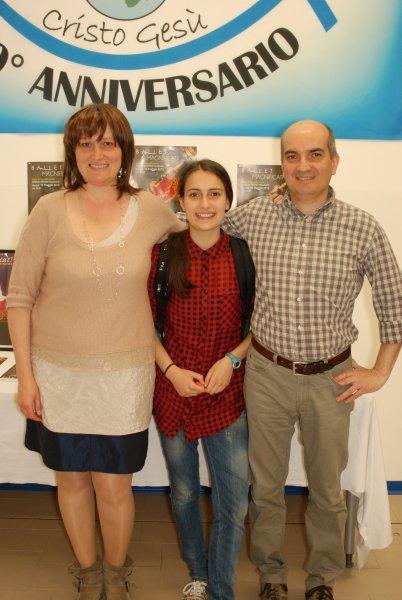 Francesco Abortivi & Alessia Zambon & Family-Italy