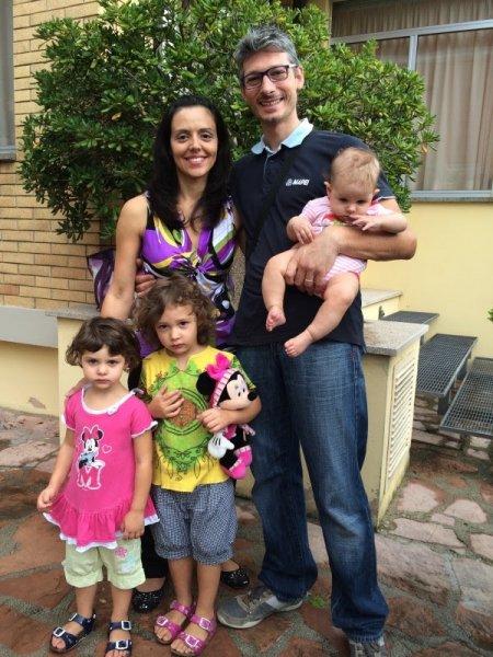 Federico & Elisabeta Francini & Famly - Assisi, Italy