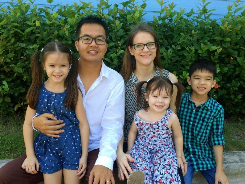 Daniel & Abbi Saesong-Thailand
