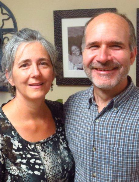 Bob & Chantal Schoenholz- STM to Dominican Republic