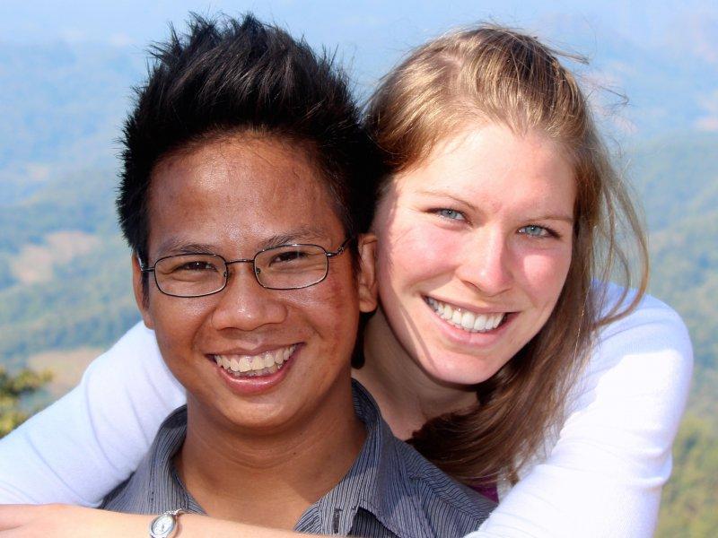 Matthew & Allison Ja Eue-Thailand