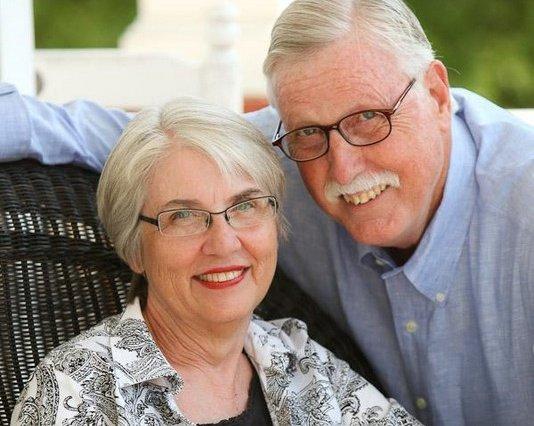 Tony & Jeanne Hedrick-USA, Europe
