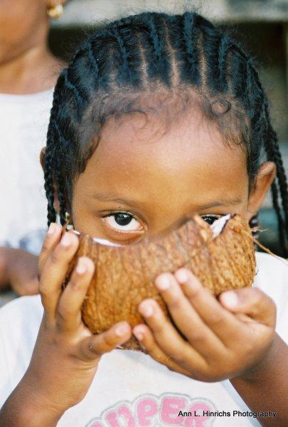 Coconut Snack