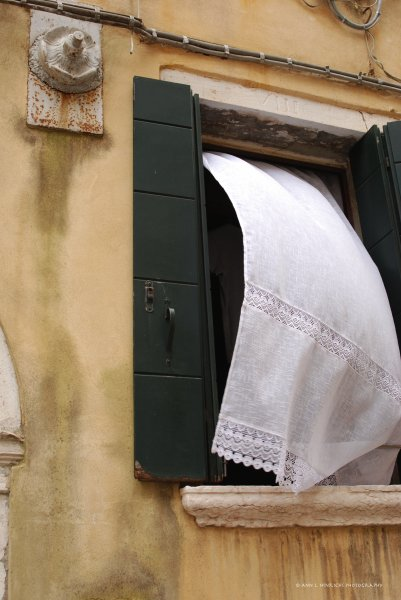 Jewish Ghetto-Venice, Italy