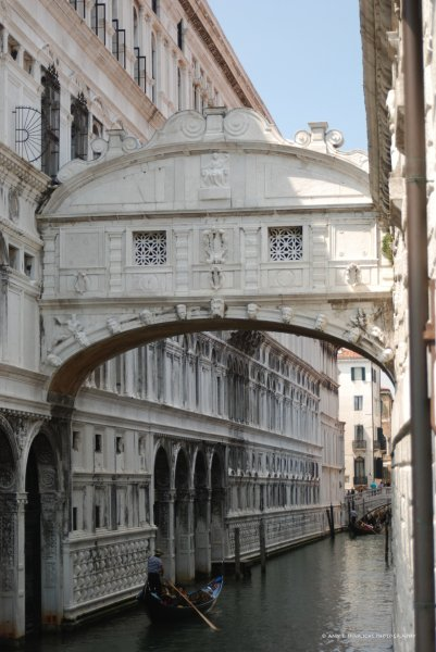Bridge of Sighs-Venice, Italy