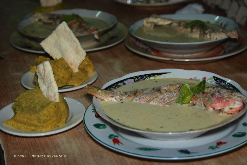 Making Hudut-Belize
