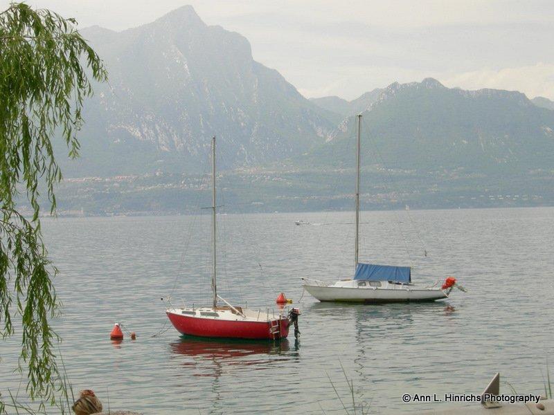 Journey around Lake Garda