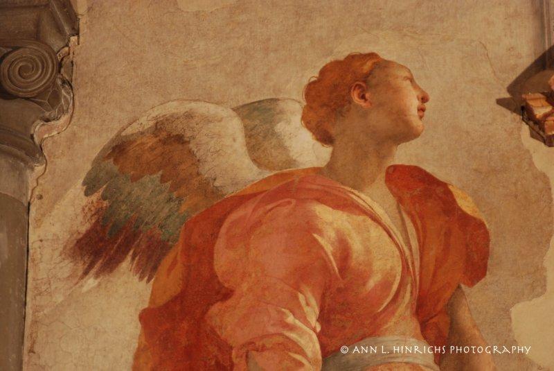 Florence Church Frescos