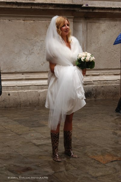Flooded Brides, Venice