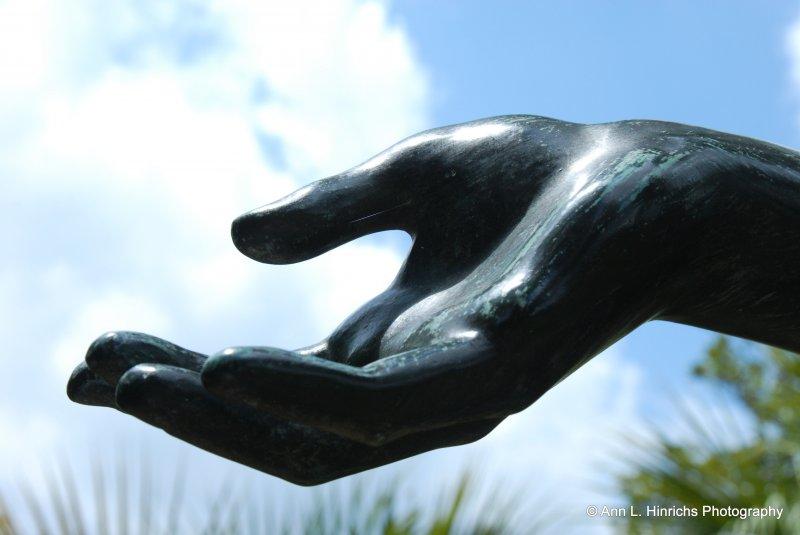 Greenbrook Gardens, SC Statue Art 2