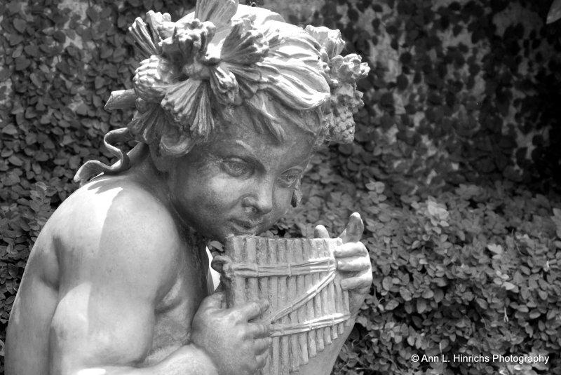 Greenbrook Gardens, SC Statue Art 4
