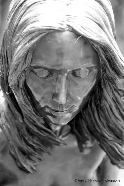 Greenbrook Gardens, SC Statue Art 9