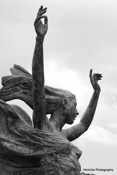 Greenbrook Gardens, SC Statue Art 11