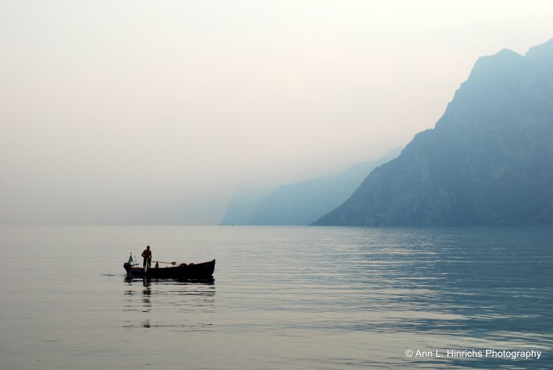 Lake Garda Fishing