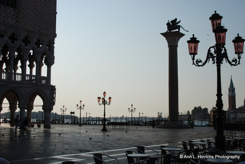 Early Morning-San Marco, Venice
