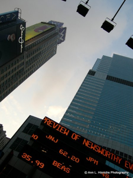 Corners in New York
