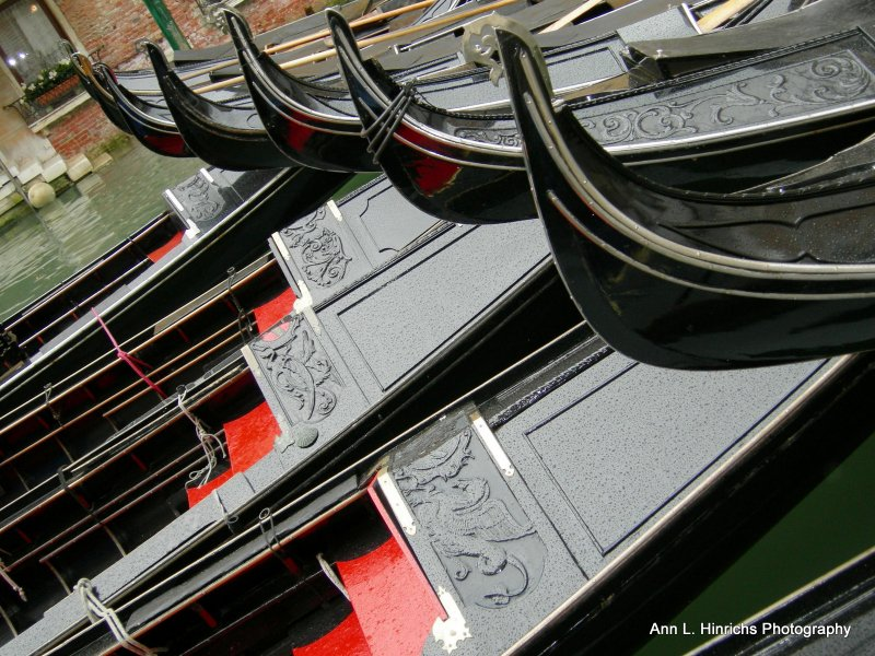 Stacked Gondolas