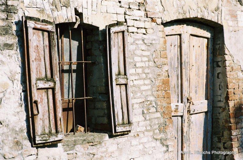 Old Vineyard Barn