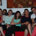 Friends, Trento Italy