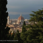 Above Florence, Italy