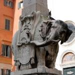 The Pulcino della Minerva