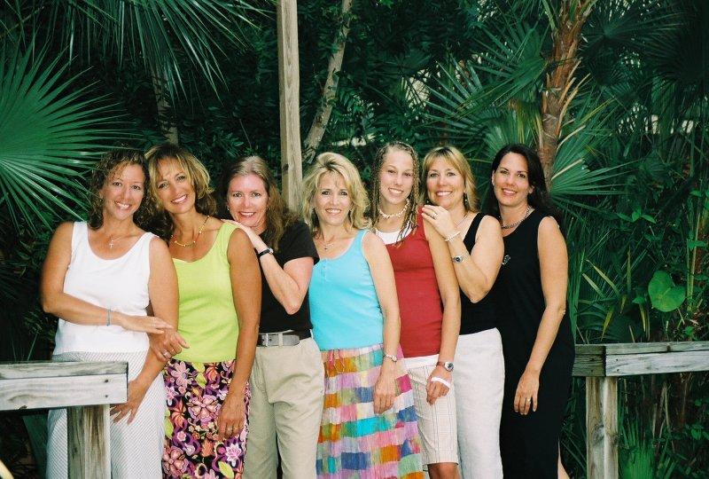Belize Women's Team January 06