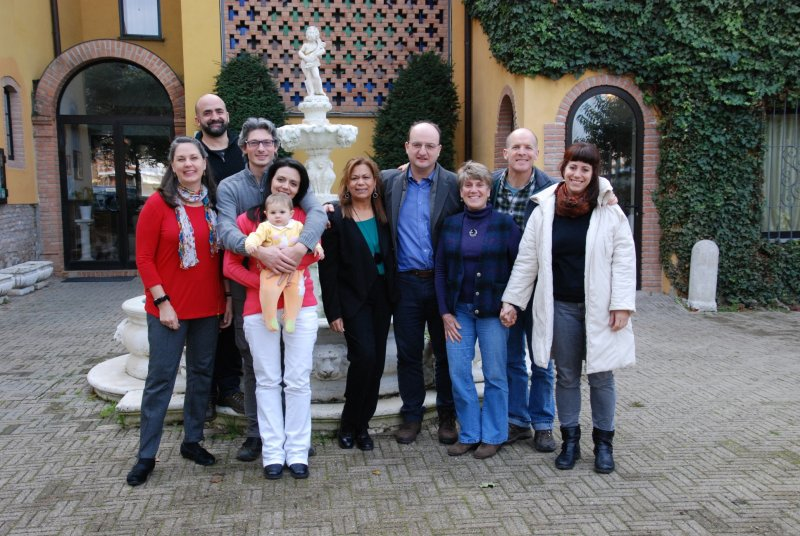 ACCI Italy Team Members Gathering 2015