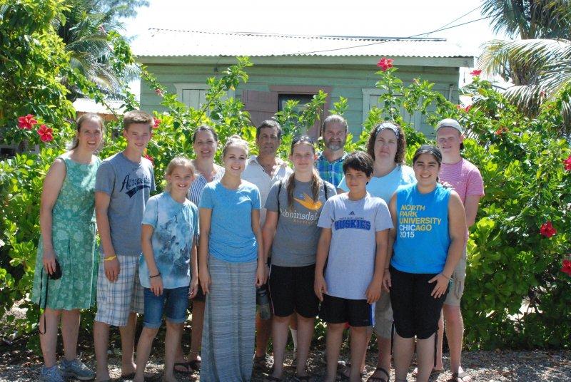 Belize August 2015