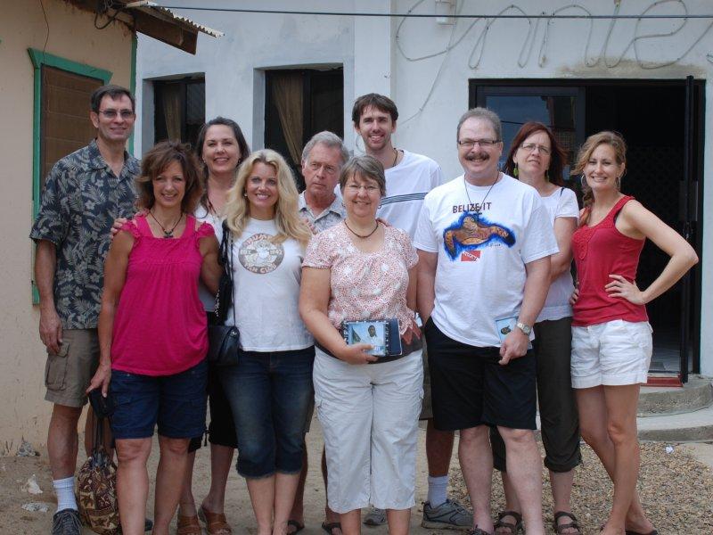 PCC Belize Mission Team Feburary 2011