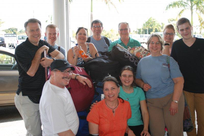 Belize Team-March 2014