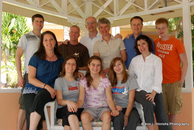 Chapel Ridge Canada Team Belize 2012