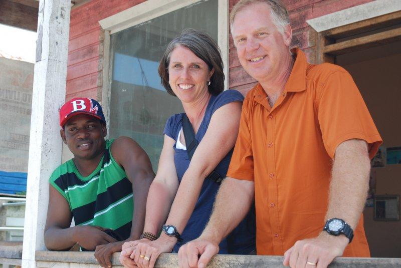Belize August 2014