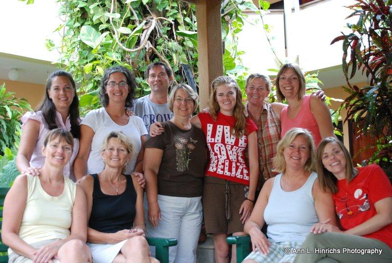 PCC Belize Team July 09