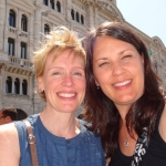 Wendy Mills & Ann - ACCI Mission to Italy & Slovenia-May/June 2014