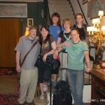 ACCI Italy Team May 08
