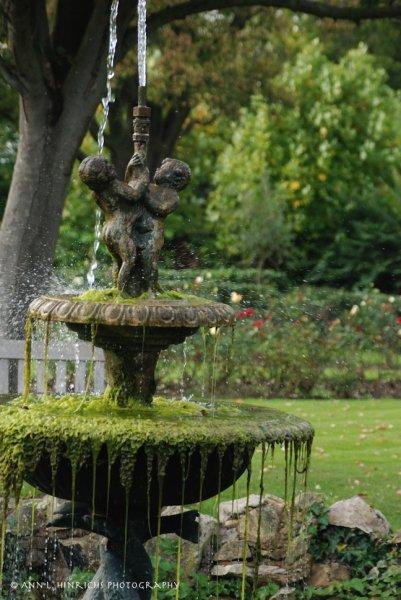 London Park Fountain