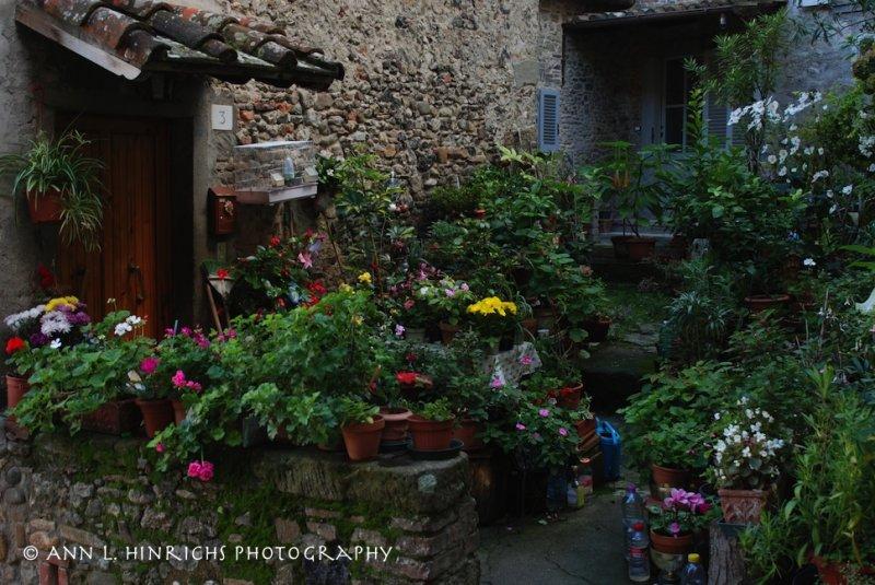 Italian Home Entrances