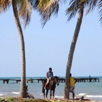 Shores of Dangriga, Belize