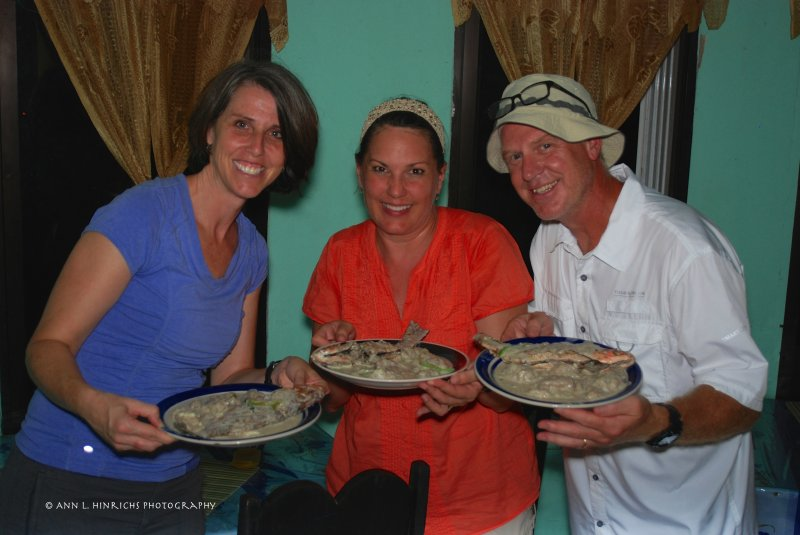 Making Bundiga! Belize
