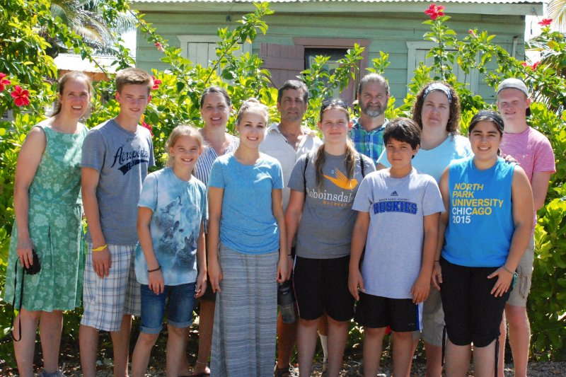 PCC Family Belize Team-Aug. 2015