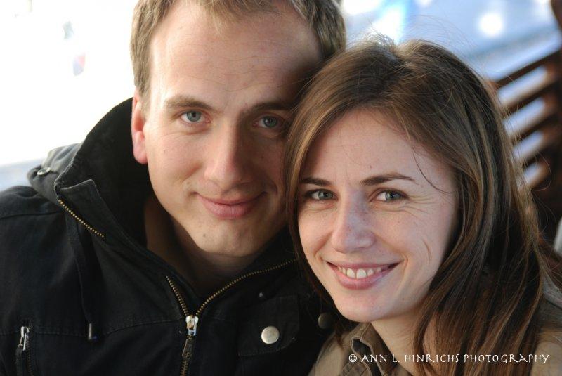 Andrej & Lydia in Slovenia