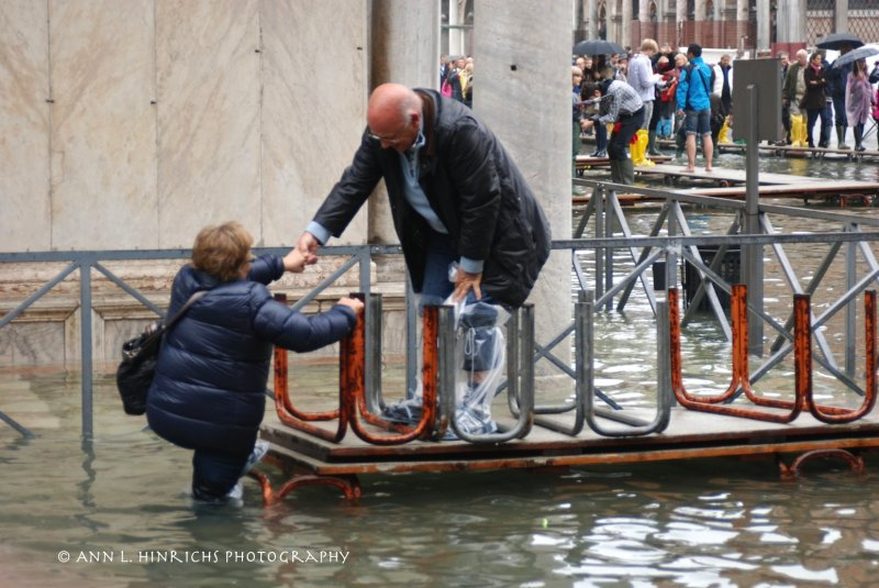 High Tides in Venice 6