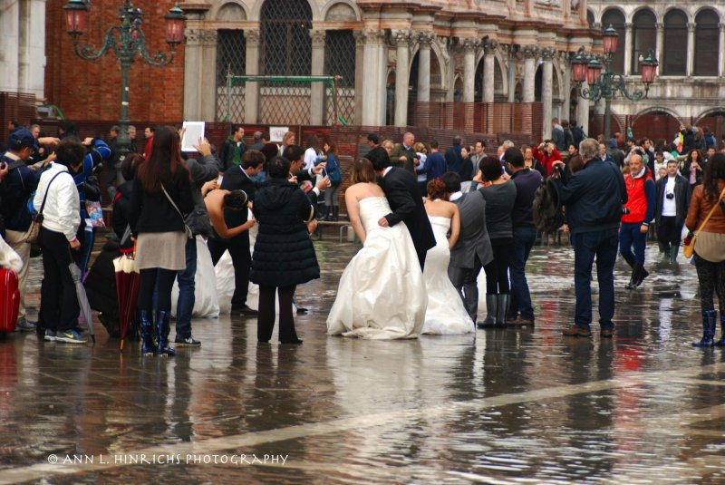 Wedding in Venice-High Tide 3