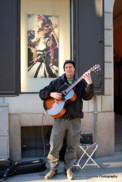 Excellent Guitarist