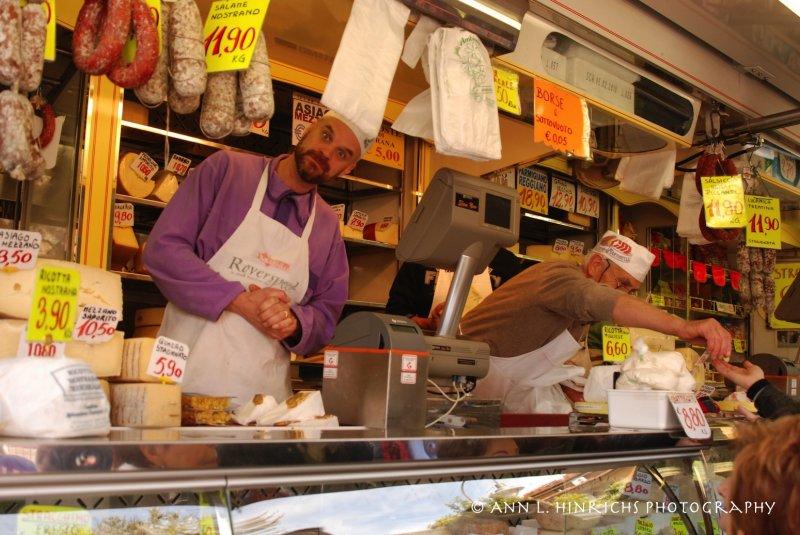 Trieste Italy Market Day 3