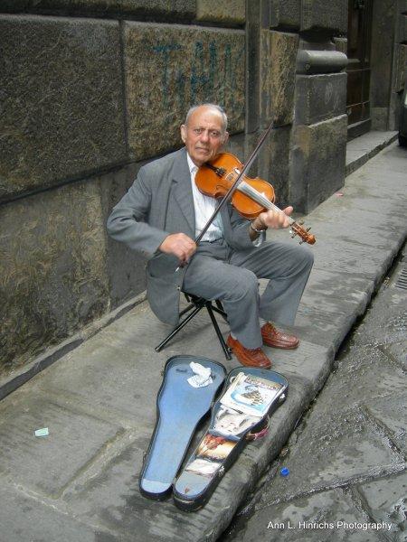 Violin Echoes