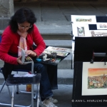 Artists in Florence
